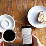 コーヒーと朝食と電子書籍